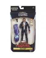 Marvel Legends BAF Kree Sentry Captain Marvel Nick Fury