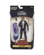 Marvel Legends BAF Kree Sentry Captain Marvel Nick Fury