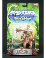 MASTERS OF THE UNIVERSE vs. The Snakemen: Snake Hunter He-Man