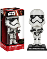 Star Wars First Order Stormtrooper Bobblehead / Wackelkopf