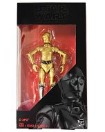 E4: C-3PO 15cm Black Series 2016  Exclusive