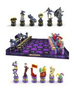 Batman Schachspiel Dark Knight vs Joker