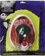 Nightmare before Christmas Santa Neca