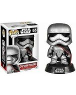 Star Wars Episode VII Captain Phasma Wackelkopf POP! Vinyl