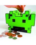Space Invaders Spardose / Money Bank
