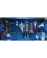 NIGHTMARE BEFORE CHRISTMAS Jack Skellington Jack of all Trades Box set