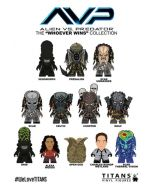 Alien vs Predator Sammelfiguren Whoever Wins Collection Mystery Titans