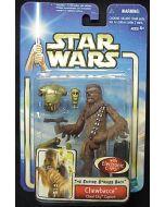 E5: Chewbacca mit C3PO im Netz