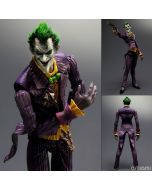 Batman Arkham Asylum Play Arts Kai Joker