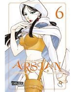 The heroic legend of Arslan #06