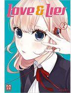 Love & Lies #02