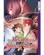 The rising of the Shield Hero #10