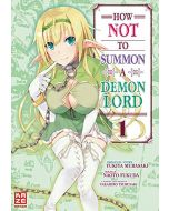 How NOT to Summon a Demon Lord #01