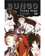 Bungo-Stray Dogs #03