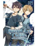 Sword Art Online: Novel #09
