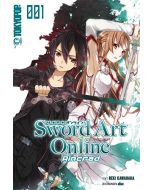 Sword Art Online: Novel #01