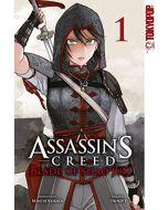 Assassin's Creed Blade of Shao Jun #01