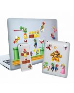 Super Mario Vinyl Sticker Set