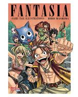 Fantasia - Fairy Tail Illustrations