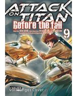 Attack on Titan - Before the Fall #09