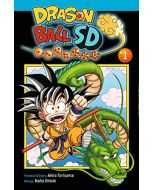 Dragon Ball SD #01