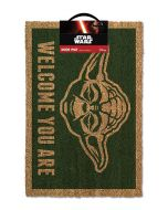 Star Wars Yoda Fussmatte / Doormat