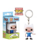 Adventure Time Finn Pop! Keychain