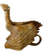 Game of Thrones Skulptur Viserion Baby Dragon