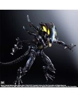 Aliens Colonial Marines Play Arts Kai Spitter