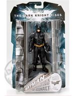Batman Dark Knight Rises Movie Masters Batman
