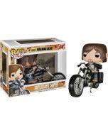 The Walking Dead TV Daryl & Chopper Pop! Vinyl