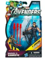 The Avengers Movie 3 1/3'' Hawkeye