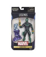 Marvel Legends BAF Kree Sentry Captain Marvel Genis-Vell