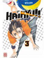 Haikyu!! #03