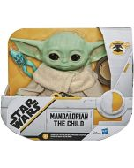 Star Wars The Mandalorian Sprechende Plüschfigur Grogu / The Child / Baby Yoda
