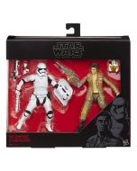 E7: Poe Dameron & Stormtrooper 15cm Black Series 2-Pack