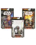 EU: Comic Packs Boba Fett & Purple Death Star Droid