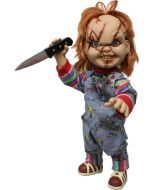Chucky Mega Scale 38cm mit Sound Battle Damaged