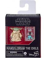 Star Wars The Mandalorian Grogu / The Child / Baby Yoda 3cm Black Series