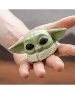Star Wars Mandalorian: Grogu / The Child / Baby Yoda Squeezie Anti-Stress-Figur