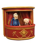 The Muppets Select Series 2 Waldorf & Statler with balcony