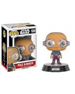 Star Wars Episode VII Maz Kanata Wackelkopf POP! Vinyl