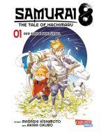 Samurai8 #01