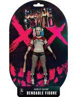 Suicide Squad Harley Quinn Biegefigur