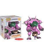 Overwatch D.VA & Meka Supersized Pop! Vinyl