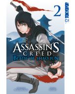 Assassin's Creed Blade of Shao Jun #02