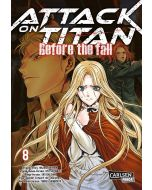 Attack on Titan - Before the Fall #08