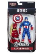 Marvel Legends Avengers Captain America