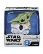 Star Wars The Mandalorian Grogu / The Child / Baby Yoda Bounty Collection Helmet Hiding