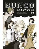 Bungo – Stray Dogs #01